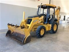 2006 John Deere 310SG 4x4 Loader Backhoe