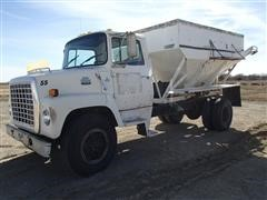 1984 Ford LN700 Fertilizer Tender Truck
