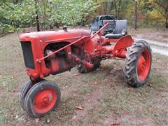 1946 Allis Chalmers C 2WD Tractor