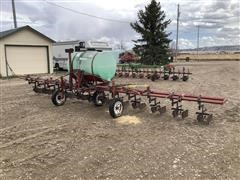 Custom Built 12R22 Band Sprayer