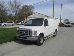 2010 Ford E250 Utility Van