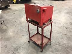 Clarke SB9006 Abrasive Blast Cabinet