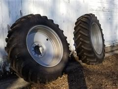 Michelin Agribib 480/80R42 Dual Tires
