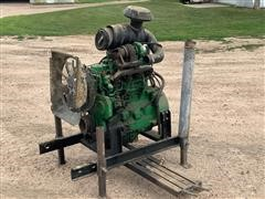 John Deere 4045T Power Unit