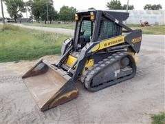 2007 New Holland C175 Compact Track Loader