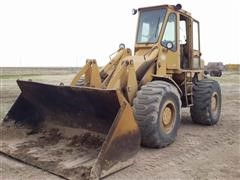 Fiat-Allis 645-B Wheel Loader