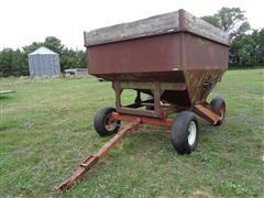 Dakon Gravity Flow Wagon