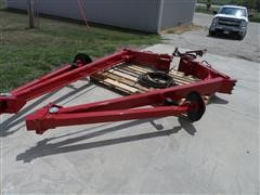 Case IH 1255 Left And Right Marker Arms