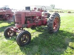 International Harvester M 2WD Tractor