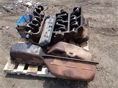 Ford Model A Antique Engine Parts