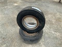 Hercules 245/70R17.5 14PR Tires
