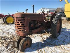 1948 Massey Harris 30 2WD Tractor