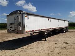 2012 Wilson DWH-500 Tri/A Grain Trailer