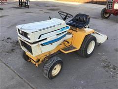 Cub Cadet 1650 Lawn Tractor W/Attachments