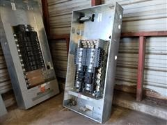 GE Sectra Series 1200 Amp Main Panel Lug