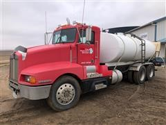 1989 Kenworth T600 Water/Fertilizer Truck