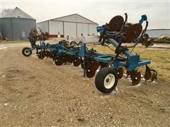 Ag Systems Nitromaster 3000 17-Knife 3-Pt Anhydrous Applicator w/ Raven Cooler & Control