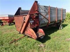 Roorda Front Unload Wagon
