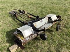 Art's Way A372 Mid Mount Belly Mower