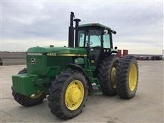 1984 John Deere 4650 MFWD Tractor