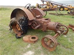 1925 John Deere D Partial Tractor