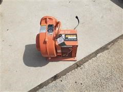 2016 General EP8 Confined Space Blower