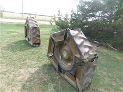 Agri Trac Steel Pivot Irrigation Tires And Tracks