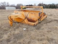 1998 Rowse 700 Pull Type Scraper