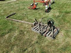John Deere 5030m Sickle Mower