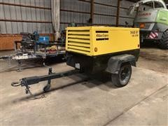 2005 Atlas Copco XAS97 Air Compressor