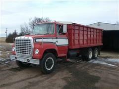 1976 Ford LN750 T/A Grain Truck