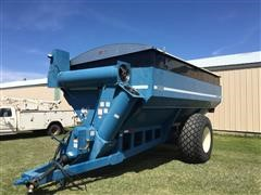 1997 Kinze 840 Grain Cart W/Extensions