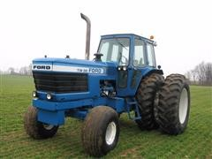 Ford TW-30 2WD Tractor