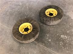 Solid Rubber Shredder Tires