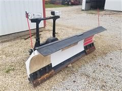 Blizzard 8611LP Snow Plow