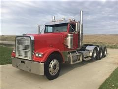 1999 Freightliner FLD120 Tri/A Truck Tractor