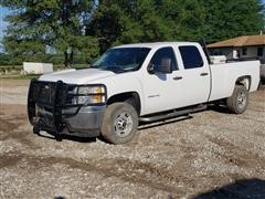 2013 Chevrolet 2500 Heavy Duty 4 Door Pickup