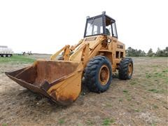 Case W20B Wheel Loader