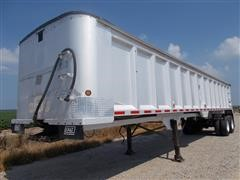 1999 East T/A (Frameless) End Dump Trailer