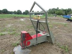2016 Douglas Welding & Machine Skid Steer Mount Tree Saw