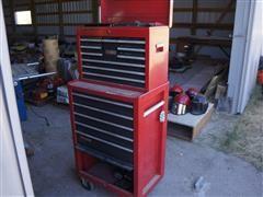 Craftsman Standup Toolbox W/Tools