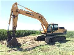 2012 Hyundai Robex 320LC-9 Excavator