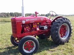 1953 International McCormick SWD6 2WD Tractor