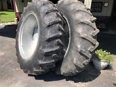 Farmland 18.4-38 Tires & Rims