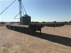 2013 Maurer T/A Drop Deck Trailer