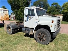 1984 International S1900 S/A Truck Tractor