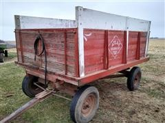 Atlas 650 Wooden Wagon