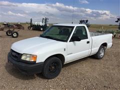 1999 Isuzu Hombre 2WD Regular Cab Pickup