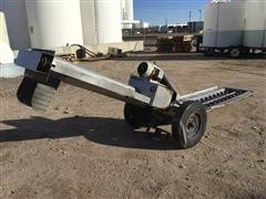Speed King Low Profile Railcar Transfer Auger