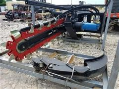 2018 TMG Industrial TR900/200 Trencher Attachment